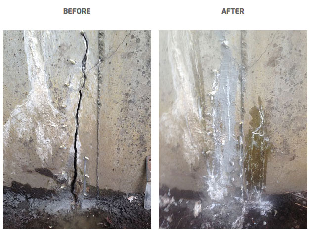 home Catani Before After Tank Repair